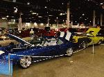 Muscle Car and Corvette Nationals in Rosemont. There were alot nice cars at this one. Mr. Norm had cars there as did Nickey Chevy. When the awards were handed out no one got less then Gold or Silver. - S_SDC11737.JPG