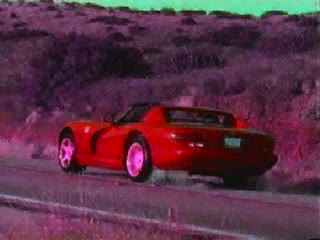 Silent Video of a Viper Burnout from:DotComd